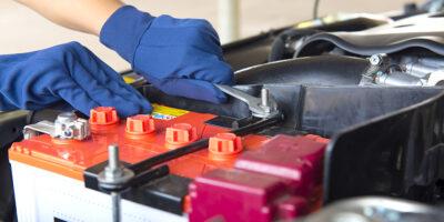 خرید باتری و تعویض باتری در فروشگاه باتری موسوی