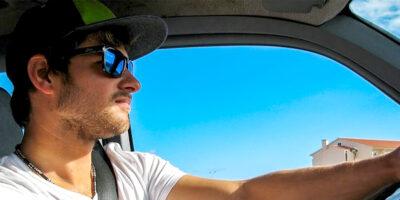 تسهیلات فروشگاه عینک دیدار قم برای کاربران راننده اسنپ