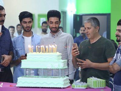 جشن تولد کاربران راننده اسنپ مشهد