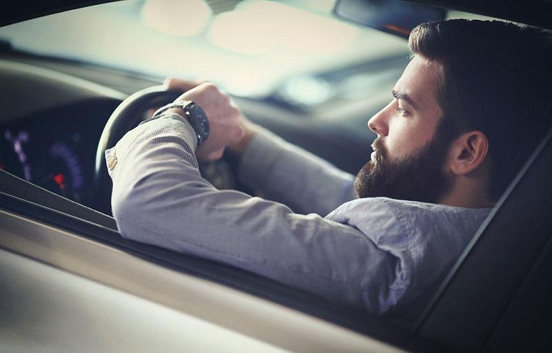 راننده وقت شناس