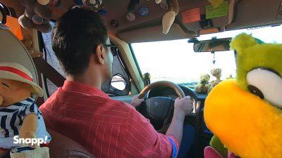 کاربر راننده خوش ذوق آبادانی