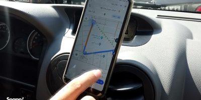 ویدیوی مسیریابی در اسنپ