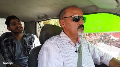 راننده برتر اصفهان