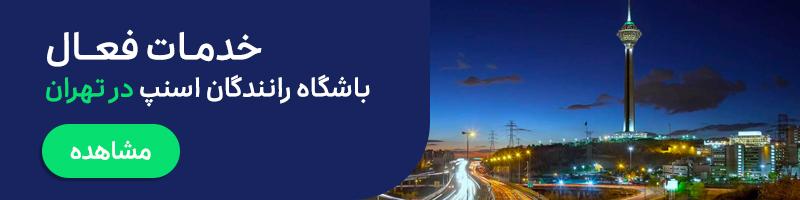 خدمات فعال باشگاه رانندگان اسنپ (درایور کلاب) برای کاربران راننده اسنپ در تهران