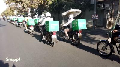 موتور سیکلت سوار قانونمند